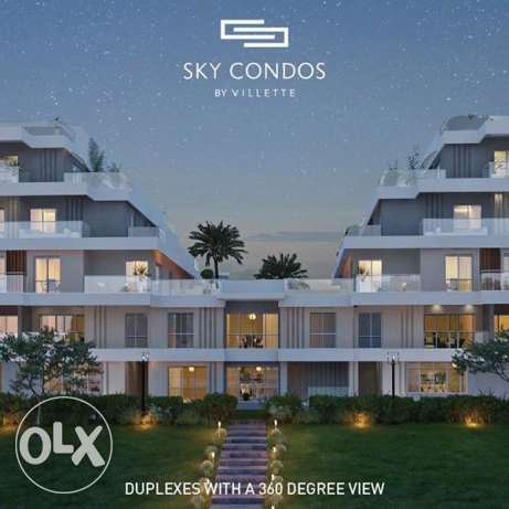 SODIC is proud to launch the first phase of sky condos