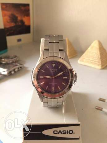 Casio watch like new