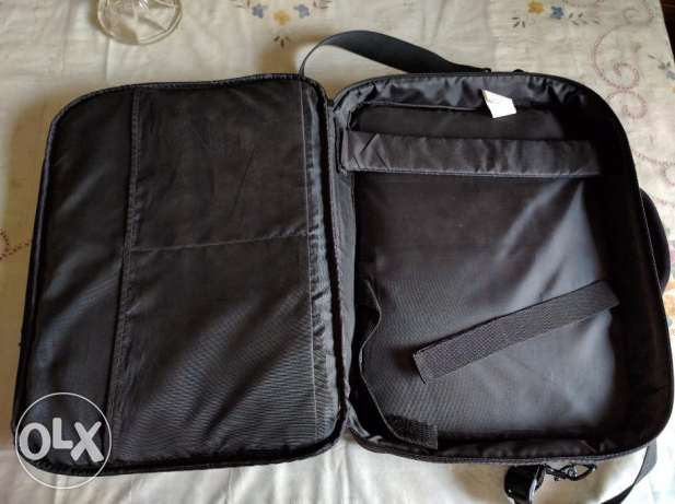 "Laptop bag 15-16"" شنطة لابتوب الدقى  -  2"