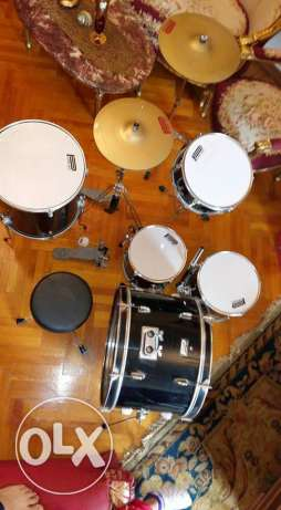 New powerbeat drums