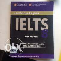 IELTS book with answers 8