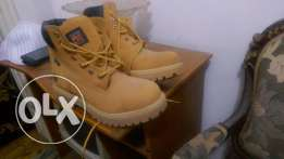 """Timberland direct attach 6"""" waterproof boots size 44.5 EU or 10.5 US"""