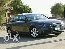 Audi A4 / Model 2009 / Dark Gray / Highline