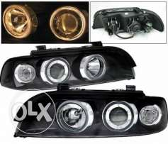 BMW E39 Headlight