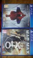 Amazing spider man 2 (150) and madmax (150)