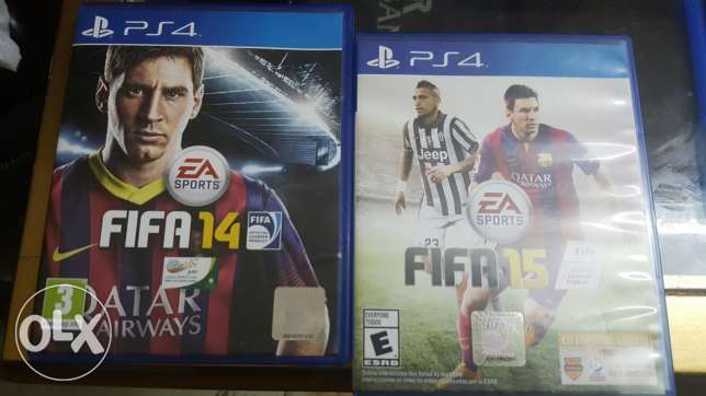 Fifa 14. 15 no scratch like new