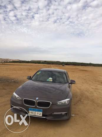 سياره BMW 316 luxury