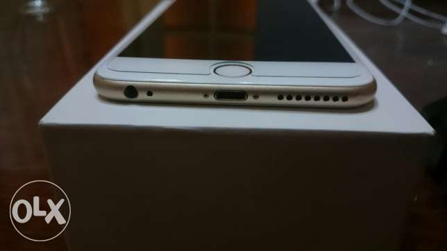 Iphone 6 plus 16 gold العباسية -  5