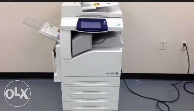 Work centre xerox colour 7435 مدينة نصر -  1