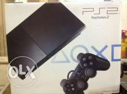 Play station2+3game pad+16 origen CD