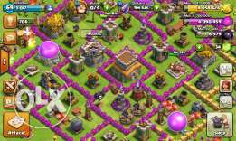 Email clash of clans lvl 8 max