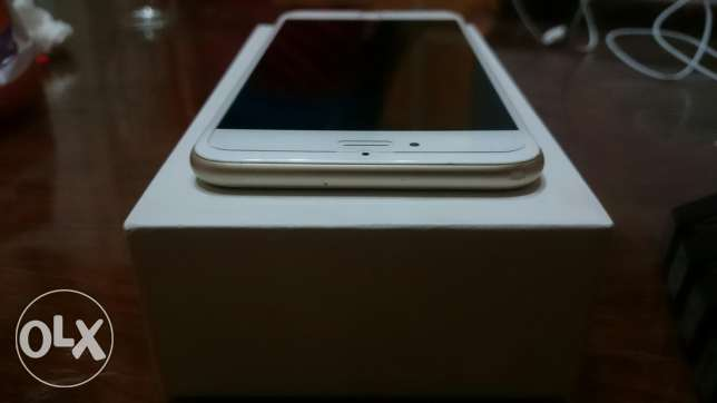 Iphone 6 plus 16 gold العباسية -  1