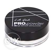LA Girl Translusent Powder