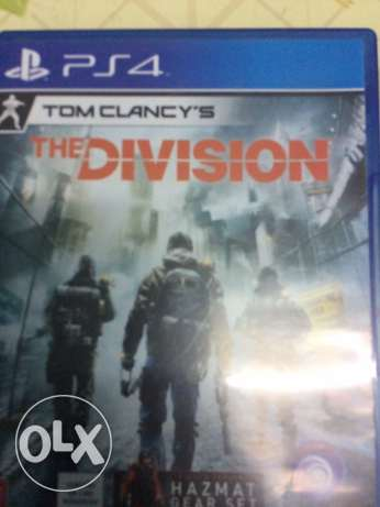 the division ps4 like new العزيزية -  1