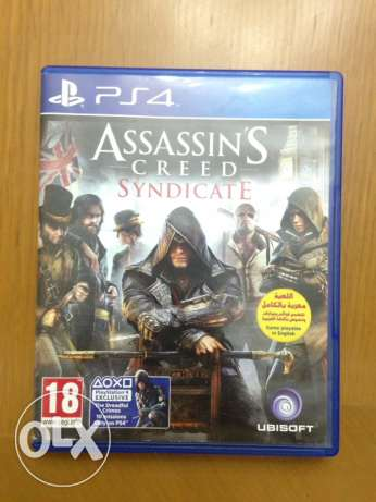 Assassin's Creed Syndicate arabic