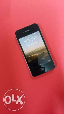 iPhone 4S 8GB For sale الهرم -  1