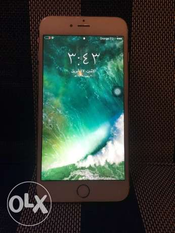 Iphone 6s puls rose gold 64G