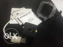 Polaroid camera fish eye like the go pro with a waterproof case
