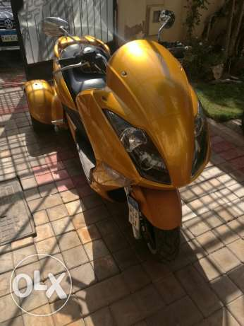 00Scooter 3 wheels العبور -  4