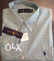 Ralph Lauren shirt long sleeves original from USA
