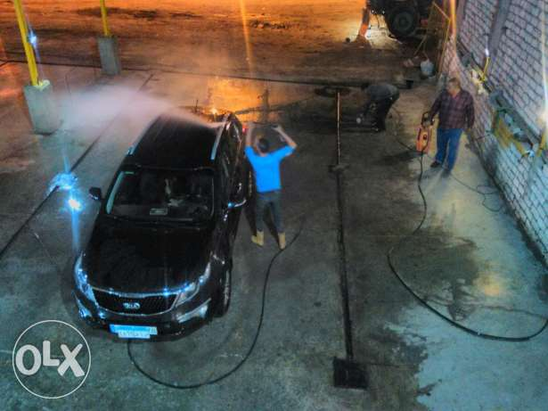Car wash employees needed for a car & truck wash in Om Zegew Agami.