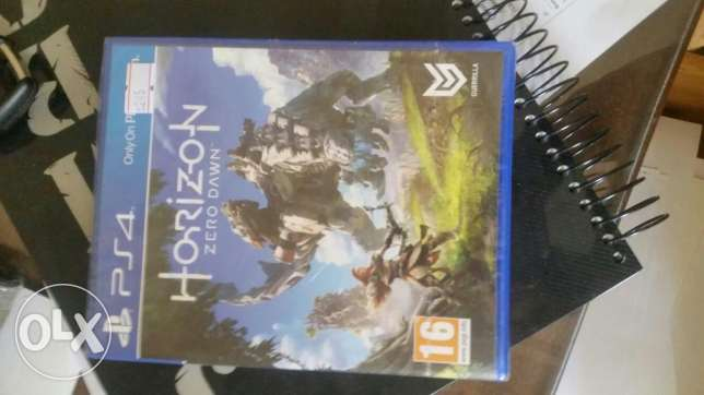 Horzion zero dawn ps4 sealed