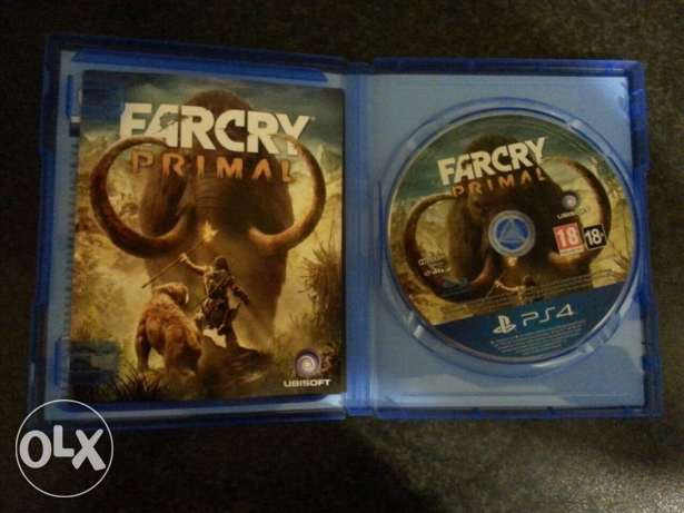Far Cry Primal (PS4) tradable