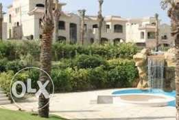 Good deal .patio 2 .villa stand alone over looking pool and landscape