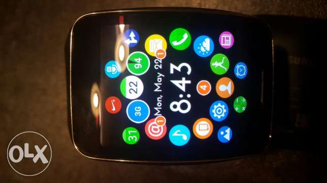 Samsung Galaxy Gear S Smart Watch