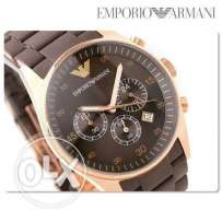 Emporio Armany Metal Watch