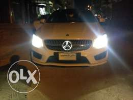 mercedes cla200 amg sport model 2014 for sale