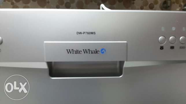 Dishwasher white whale WD-P760ms
