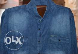 Jeans shirt Men Firetrape