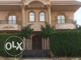Huge fully furnished Villa for rent in al shorouk