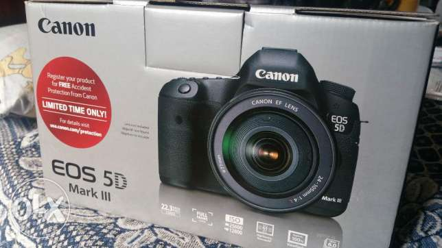 Canon 5D Mark III المعادي -  1
