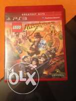 PS3 LEGO Indiana Jones 2: The Adventure Continues