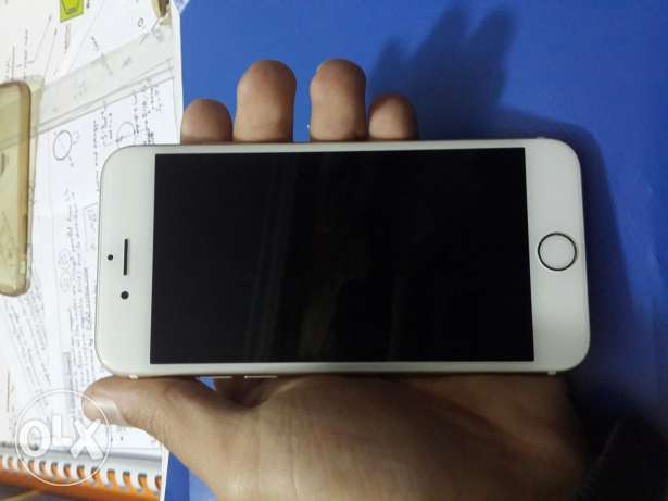 iphone 6s 64 gb gold in perfect condtion حدائق حلوان -  1