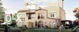 Twin-house located in New Cairo for sale 341 m2, Mivida