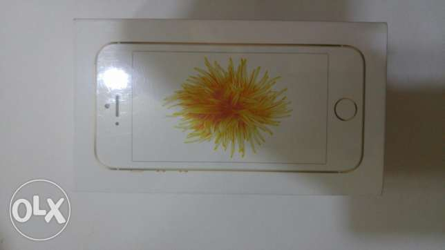 Iphone se 16gb new sealed local warranty ايفون اس اي 16 جيجا جديد