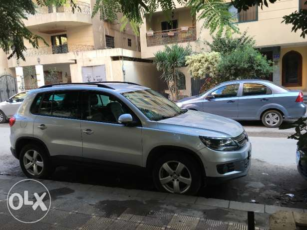 Volex Tiguan 2013 excellent condition full option, twin turbo