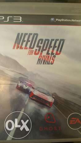 للبيع لعبه Need For Speed Rivals