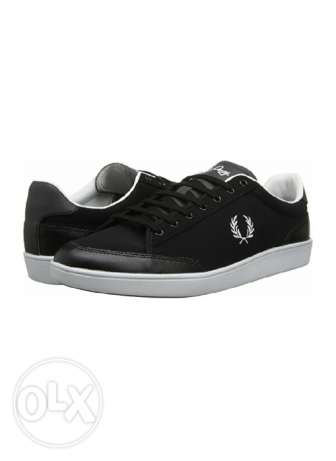 Fred Perry Men's Hopman 3M Fashion Sneaker