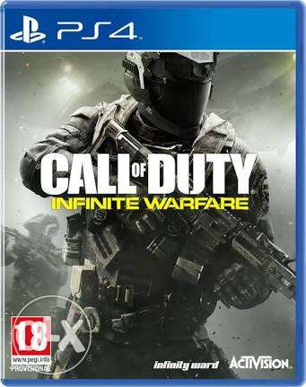 cod infinite warfare Arabic