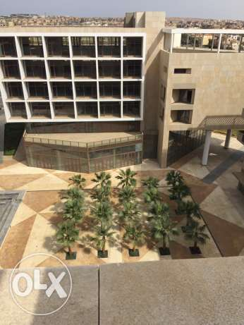 excellent Semi Furnished Apartment For Rent forty west compound