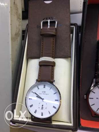 Daniel Wellington Watch.. First copy EGP 220