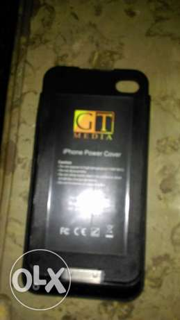 iPhone4 power bank suitcase from German. شاحن باور بانك g الإسكندرية -  1