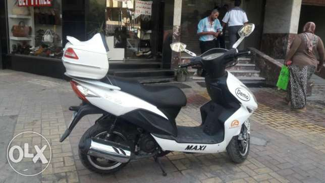 maxi scooter used 10000 L.E الإسكندرية -  2