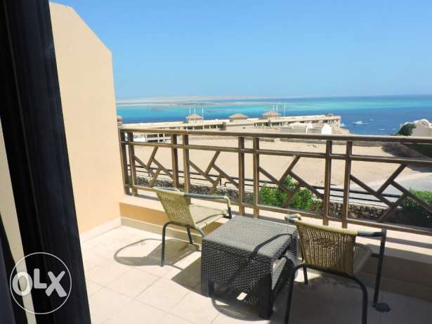 Sea view Duplex 90 sq m in The View, Hurghada الغردقة -  7