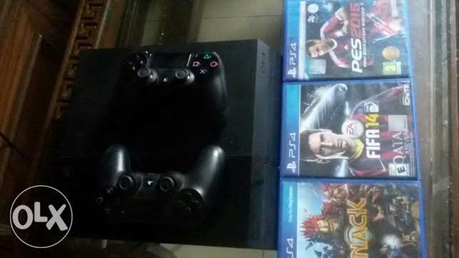 PLAYStation4 Excellent condition only 10 Days Use 6 أكتوبر -  1