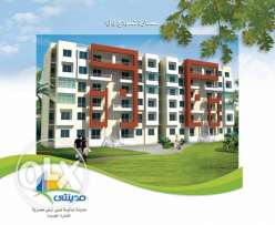 Apartment 116 sq in Madinaty special location